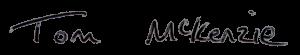 Tom McKenzie Logo etc2